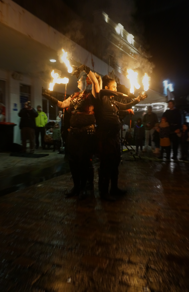 fire trio newcastle - nsw austrlalia