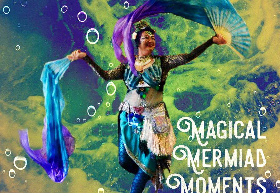 magical mermaid moments